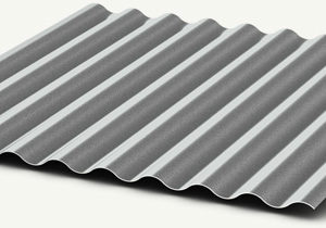 Galvanized Corrugated Metal Roofing and Corrugated Siding Panels