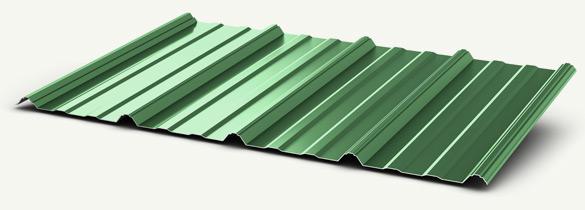 ValuRib Metal Roofing Panel