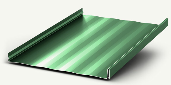 SL150 (Snap-Lock) Standing Seam Roof Panels