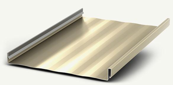 SL175 (Snap-Lock) Standing Seam Metal Roofing Panels