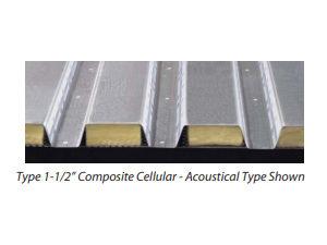 "1-1/2"" COMPOSITE CELLULAR"